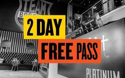 Bodyfit Auburn 2 Day Free Pass
