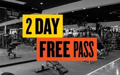 Bodyfit Blacktown 2 Day Free Pass
