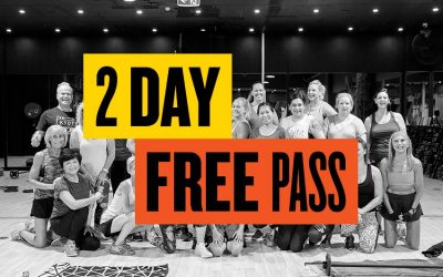 Bodyfit Glebe 2 Day Free Pass