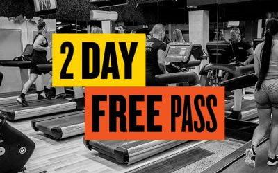 Bodyfit Marrickville 2 Day Free Pass