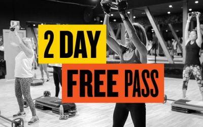 Bodyfit Miranda 2 Day Free Pass