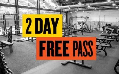 Bodyfit Redfern 2 Day Free Pass
